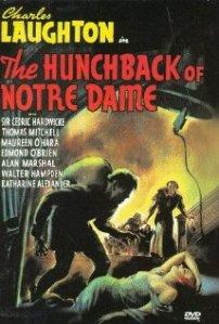 Hunchback 1939 Poster